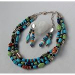Christin Wolf Sterling silver necklace