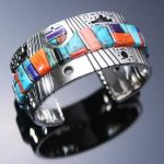 Wes Willie Sterling Silver Cuff Bracelet